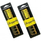 Zeppelin 2GB DDR2 800MHz CL5 Dual Channel Kit