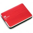 WD My Passport Ultra 500GB Red USB 3.0