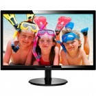 Monitor LED Philips 246V5LHAB/00 24 inch 5ms black