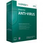 Securitate Kaspersky Anti-Virus 2015, 1 PC, 1 an, Electronic, New license