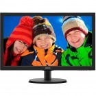Monitor LED Philips 223V5LHSB/00 21.5 inch 5ms black