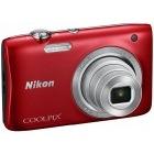 Nikon COOLPIX S2900 Rosu + Card 4GB + Husa
