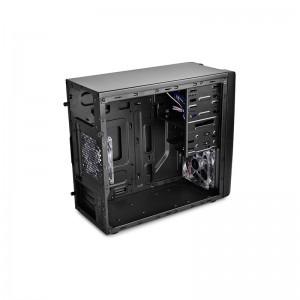 Sistem Gaming Warlock v4, Intel i3 4170, 8GB DDR3, 1TB HDD, R7 370 OC NITRO, Wi-Fi