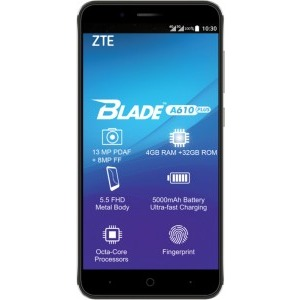 zte blade a610 plus pret printed with