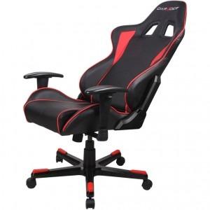 Scaun gaming DXRacer Formula, negru cu rosu
