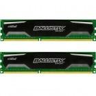 Crucial Ballistix Sport 4GB DDR3 1600MHz CL9 Dual Channel Kit