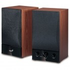 Genius SP-HF1250B Hi-Fi cherry wood