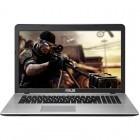 Notebook / Laptop ASUS 17.3'' X751LK, FHD, Procesor Intel® Core™ i7-4510U 2GHz Haswell, 8GB, 1TB + 24GB SSD, GeForce GTX 850M 2GB, Drak Gray - desigilat
