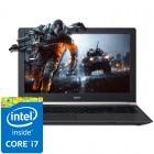 Acer 17.3'' Aspire VN7-791G, FHD, Procesor Intel® Core™ i7-4720MQ (6M Cache, up to 3.50 GHz), 12GB, 1TB + 128GB SSD, GeForce GTX 960M 4GB, Linux, Black