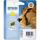 Epson Cartus T0714 Yellow