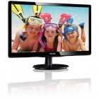 Monitor LED Philips 226V4LAB/00 21.5 inch 5ms black
