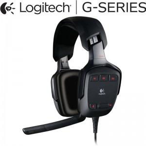 Casti Gaming Logitech G35 Surround Sound
