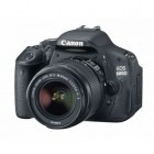 Canon EOS 600D negru + obiectiv EF-S 18-55mm f/3.5-5.6 IS II