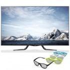 Televizor LED LG Smart TV 47LA790V Seria LA790V 119cm negru Full HD 3D contine  4 perechi de ochelari 3D si 2 perechi ochelari Dual Play