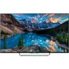 Televizor LED Sony Smart TV Android KDL-55W808C Seria W808C 139cm negru Full HD 3D Activ