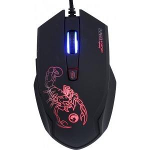 Mouse gaming Marvo G922 Black