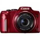 Canon PowerShot SX170 IS rosu