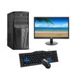 Home 1350, Intel G1840, 2GB DDR3, 500GB, monitor, periferice, Wi-Fi