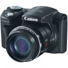 Canon PowerShot SX500 IS negru