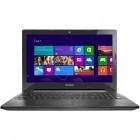 """Notebook / Laptop Lenovo 15.6"""" IdeaPad/Essential G50-30, Procesor Intel® Celeron® N2840 2.16GHz Bay Trail, 4GB, 500GB, GMA HD, Win 8.1, Black"""