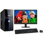 Home 1450, Intel G3260, 4GB DDR3, 1TB HDD, monitor, periferice, Wi-Fi