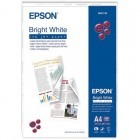 Epson Bright White A4 500 coli