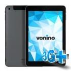 Tableta Vonino Magnet M9, 9 inch MultiTouch Full HD, Cortex A7 1.5GHz Quad-Core, 1GB RAM, 16GB flash, Wi-FI, Bluetooth, 3G, GPS, Android 4.2.2, gri