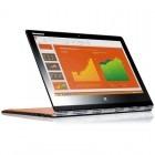 Lenovo 13.3'' IdeaPad Yoga 3 Pro, QHD+ Touch, Procesor Intel® Core™ M-5Y71 1.2GHz Broadwell, 8GB, 256GB SSD, GMA HD 5300, Win 8.1, Orange