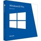 Sistem de operare Microsoft Windows 8.1 Pro, FPP retail, 32/64-bit, engleza