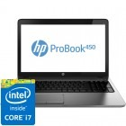 HP 15.6'' Probook 450 G1, HD, Procesor Intel® Core™ i7-4702MQ (6M Cache, up to 3.20 GHz), 8GB, 1TB, Radeon HD 8750M 2GB, Geanta inclusa
