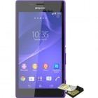 Smartphone Sony Xperia M2 D2302 Dual Sim Purple