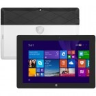 Tableta Prestigio MultiPad Visconte 3, 10.1 inch IPS MultiTouch, Atom Z3735F 1.33GHz Quad Core, 2GB RAM, 32GB flash, Wi-Fi, Bluetooth, Win 8.1, Black Silver