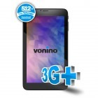 Tableta Vonino Onyx Z, 7 inch MultiTouch, Cortex A7 1.3GHz Dual-Core, 1GB RAM, 8GB flash, Wi-FI, Bluetooth, 3G, GPS, Android 4.2.2, Black