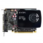 Placa video EVGA GeForce GT 740 Superclocked 2GB DDR3 128-bit