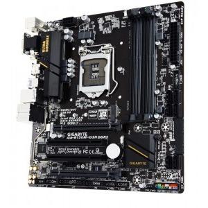 Placa de baza GIGABYTE B150M-D3H DDR3