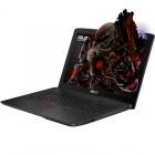ASUS Gaming 15.6'' ROG GL552VX, FHD, Procesor Intel® Core™ i7-6700HQ (6M Cache, up to 3.50 GHz), 8GB DDR4, 1TB, GeForce GTX 950M 4GB, FreeDos, Grey, versiunea metalica