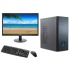 Back To School-AMD, A4-4000, 2GB DDR3, 500GB, monitor, periferice, Wi-Fi