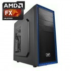 Gaming FX-60, AMD FX-6300, 8GB DDR3, 500GB HDD, Radeon R7 260X OC WindForce 2X, Wi-Fi