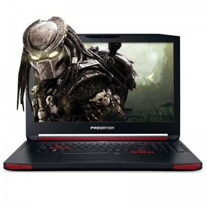 Notebook / Laptop Acer Gaming 17.3'' Predator G9-791-7915, FHD, Procesor Intel® Core™ i7-6700HQ (6M Cache, up to 3.50 GHz), 24GB DDR4, 1TB 7200 RPM + 256GB SSD, GeForce GTX 980M 4GB, Linux, Black