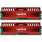 Patriot ViperX 3 Venom Red 8GB DDR3 2400MHz CL10 Dual Channel Kit 1.65v