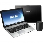 ASUS 15.6'' R501JN-XO054D, Procesor Intel® Core™ i7-4700HQ 2.4GHz Haswell, 4GB, 1TB, GeForce 840M 2GB, Black