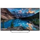 Televizor LED Sony Smart TV Android KDL-55W805C Seria W805C 139cm negru Full HD 3D Activ