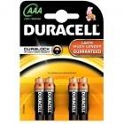 Duracell Basic AAA LR03 4buc