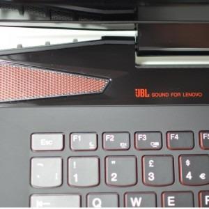 Notebook / Laptop Lenovo Gaming 15.6'' Y50-70, FHD IPS, Procesor Intel® Core™ i7-4720HQ 2.6GHz Haswell, 8GB, 1TB + 8GB SSH, GeForce GTX 960M 4GB, Black