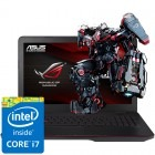 ASUS 15.6'' ROG G551JM, FHD, Procesor Intel® Core™ i7-4710HQ 2.5GHz Haswell, 16GB, 256GB SSD, GeForce GTX 860M 4GB, Black