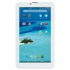 Tableta Mediacom SmartPad S2 3G, 7.0 inch LCD MultiTouch, Cortex A7 1.3GHz Dual Core, 512MB RAM, 8GB flash, Wi-Fi, Bluetooth, 3G, GPS, Android 4.4, White