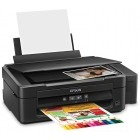Multifunctional Epson L220, Inkjet, CISS, Color, Format A4