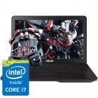 ASUS 15.6'' ROG G551JW, FHD, Procesor Intel® Core™ i7-4720HQ 2.6GHz Haswell, 8GB, 1TB + 24GB SSD, GeForce GTX 960M 4GB, Black