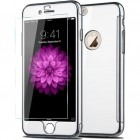 Joyroom Husa de protectie fata, spate si display 360 Silver pentru iPhone 6
