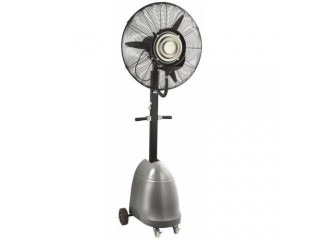 Ventilator cu emisie particule de apa